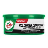 TURTLE WAX Paste Polishing Compund & Scratch Remover [T-241A] - Pengkilap Mobil / Wax